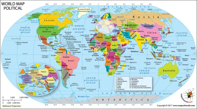 world-political-map