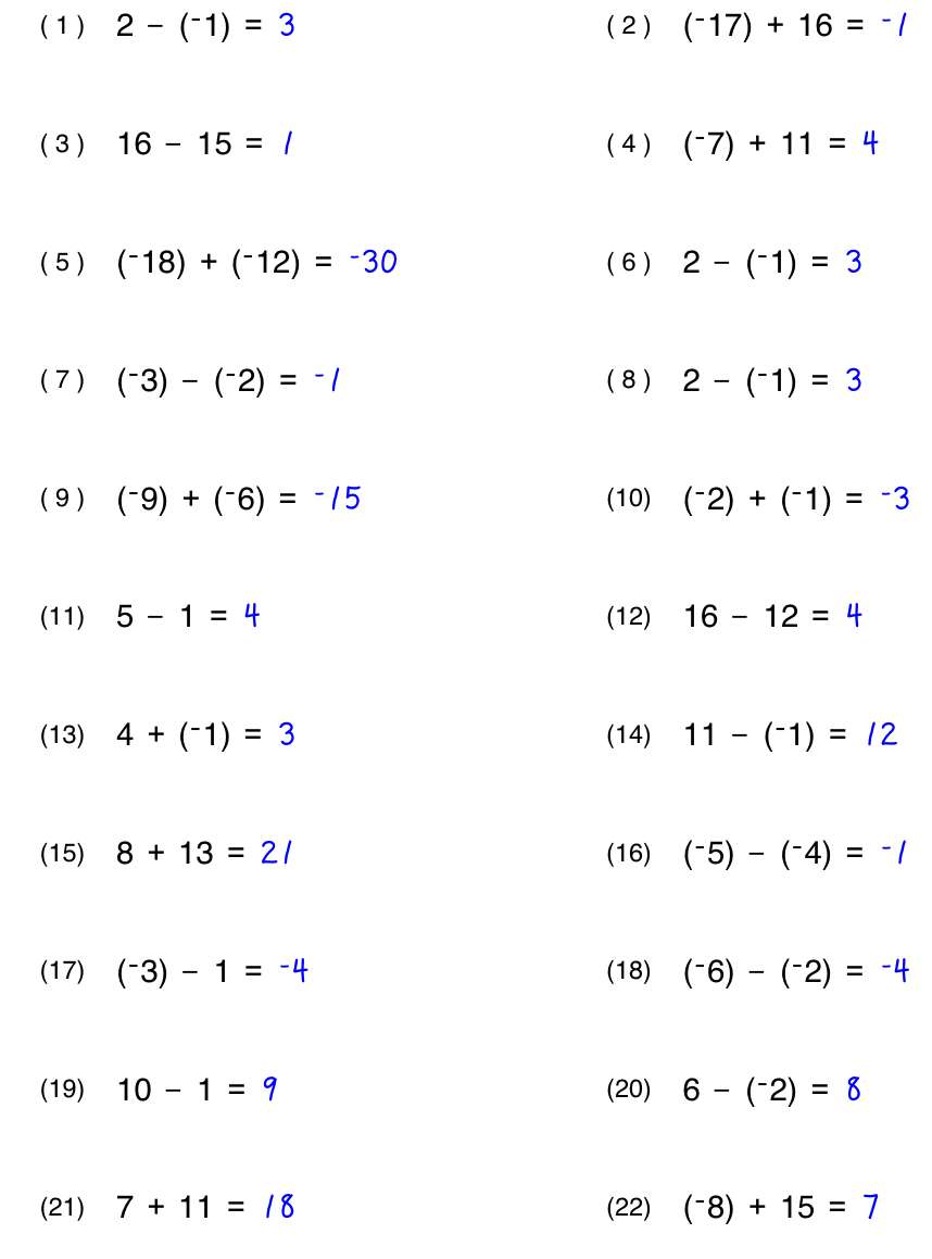 two step equations worksheets Termolak – Multi-step Equations Worksheets